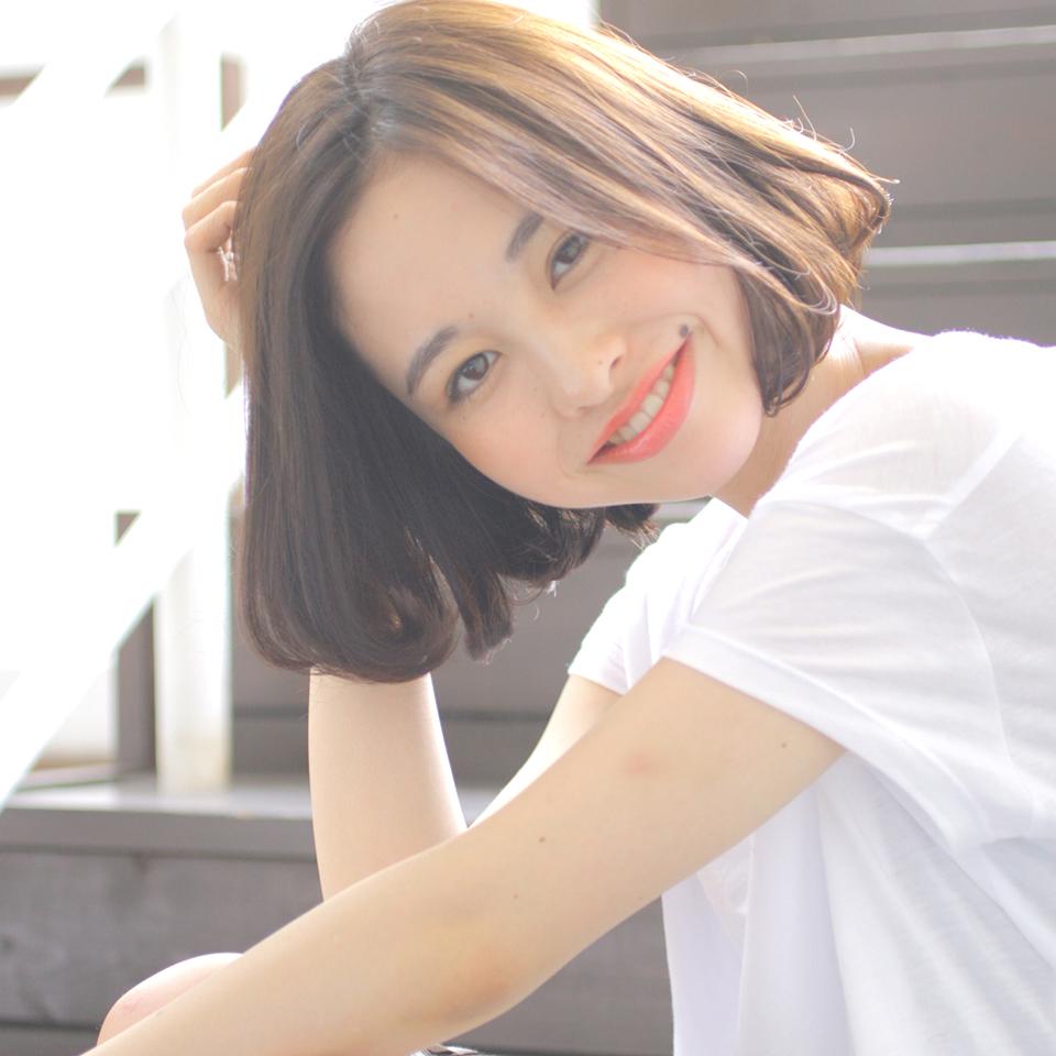 AOYAMA × 廣岡沙恵